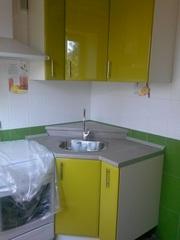 Кухонный гарнитур в хрущевку - foto 0