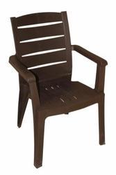 Пластиковые кресла для уличного кафе - foto 0