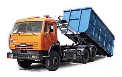 Заказ пухто 27куб.,  вывоз мусора Газелями - main