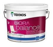Краска интерьерная акрилатная Biora Balance Teknos Финляндия - foto 0