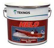 Лак для яхт HELO Teknos Финляндия - foto 0