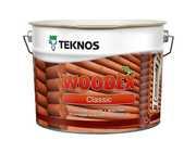 Антисептик лессирующий WOODEX CLASSIC Teknos Финляндия - foto 0