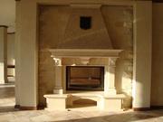 Монтаж и изготовление каминов печей дымоходов