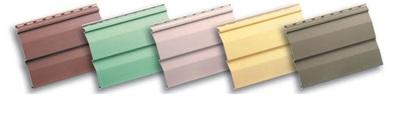 Материалы для фасада и стен - main