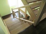 Изготовление лестниц из ценных пород дерева. - foto 0