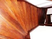 Изготовление лестниц из ценных пород дерева. - foto 3