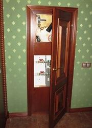 Изготовление дверей из массива дерева. - foto 0