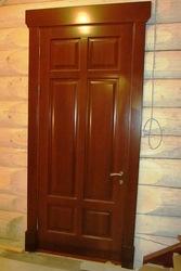 Изготовление дверей из массива дерева. - foto 2