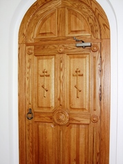 Изготовление дверей из массива дерева. - foto 3