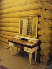 Изготовление мебели из массива дерева. - foto 3