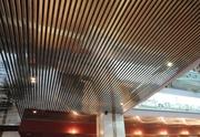 Подвесной потолок грильято,  реечный потолок и кассетный потолок - foto 2