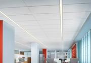 Подвесной потолок грильято,  реечный потолок и кассетный потолок - foto 3