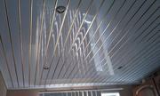 Подвесной потолок грильято,  реечный потолок и кассетный потолок - foto 4