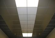 Подвесной потолок грильято,  реечный потолок и кассетный потолок - foto 5