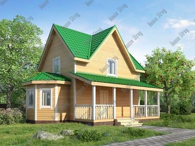 Строительство деревянных домов и бань в Санкт-Петербурге. - main