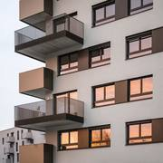 Сухой, чистый и долговечный фасад — с инновацией от Baumit