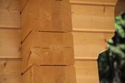 Клееный брус из Алтайской сосны - Финский профиль - foto 1