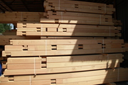 Клееный брус из Алтайской сосны - Финский профиль - foto 3
