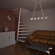 Альтернатива чердачной лестнице.