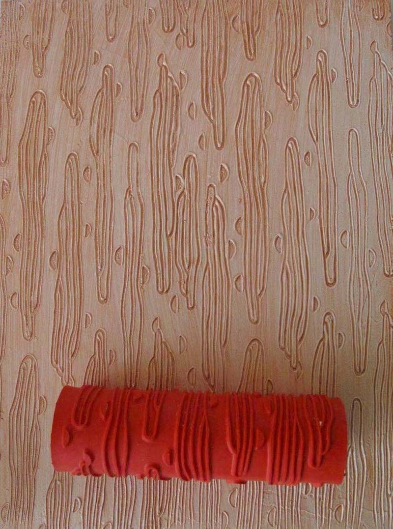 Как сделать валик для декоративной покраски своими руками 33