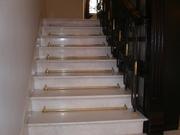 Изготовление лестниц из натурального и искусственного камня. Облицовка - foto 1