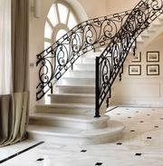 Изготовление лестниц из камня - foto 0