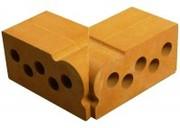 Фасонный облицовочный кирпич (угловые элементы) - foto 0