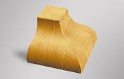 Фасонный облицовочный кирпич (угловые элементы) - foto 3