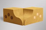 Фасонный облицовочный кирпич (угловые элементы) - foto 4
