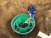 Частная канализация,  септик,  очистная системаTRAIDENIS - foto 0