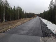 Укладка асфальта,  асфальтирование дорог,  дорожное строительство - foto 0