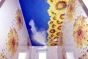 Натяжные потолки,  дизайн - foto 0
