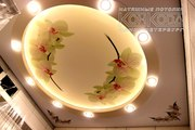 Натяжные потолки,  дизайн - foto 1