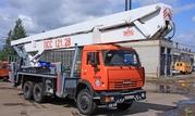 Аренда автовышки в Санкт-Петербурге и Ленинградской области - foto 3