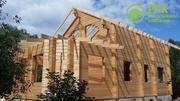Строительство домов из клееного бруса под ключ - foto 1