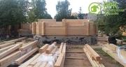 Строительство домов из клееного бруса под ключ - foto 0