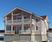 Строительство каркасных домов и из профилированного бруса - foto 0