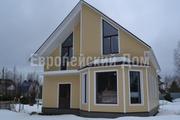 Строительство каркасных домов и из профилированного бруса - foto 2