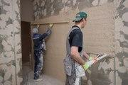 Машинная штукатурка стен в Санкт-Петербурге и области от 180 рублей/м2 - foto 0