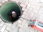 Прочистка канализации,  ливневых стоков слож. засоров - foto 1