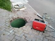 Прочистка канализации,  ливневых стоков слож. засоров - foto 3