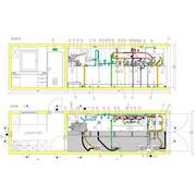 Блок обезвоживания бурового раствора (БХУЦ) - foto 0